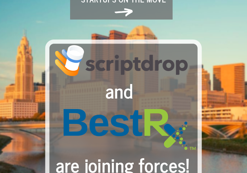 Startups On The Move: ScriptDrop Partners with BestRx