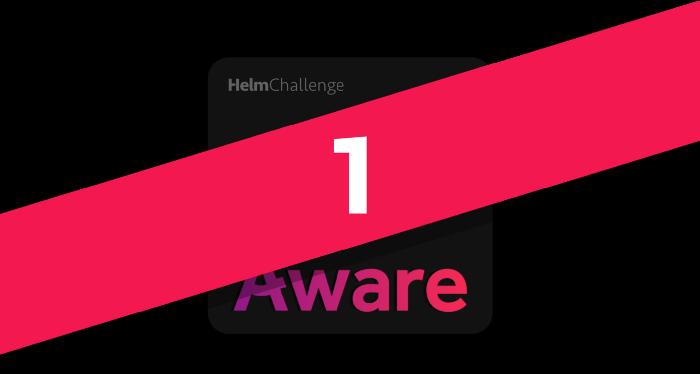 Helm X Aware Beta Announcement
