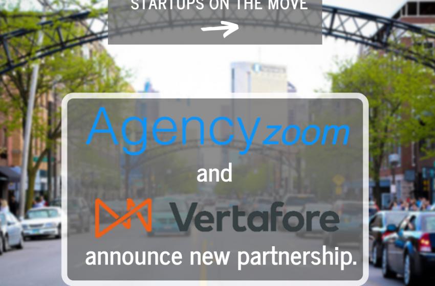 Startups On The Move: AgencyZoom Joins Vertafore Orange Partner Program