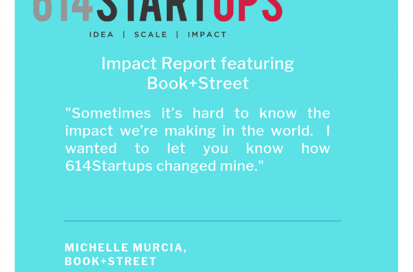 The Impact Report featuring Book+Street