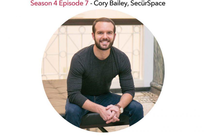 S4E7 – Cory Bailey, SecurSpace