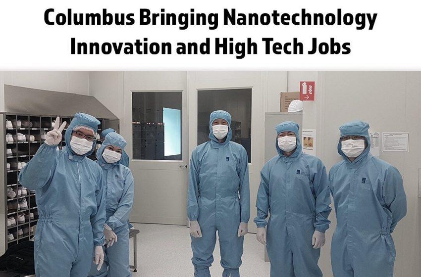 NODIS Smart Glass Moves to Columbus: Bringing Nanotechnology Innovation and High Tech Jobs