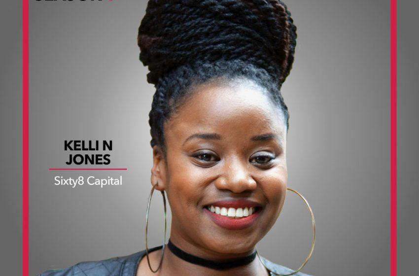 The 614Startups Podcast featuring Kelli Jones, Sixty8 Capital