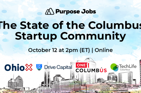 The State of the Columbus Startup Community